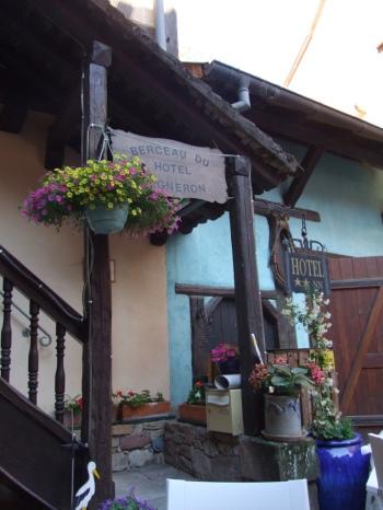 Hotel Vigneron - Unfortunately no longer receiving visitors
