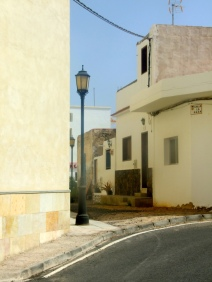 Corralejo back streets