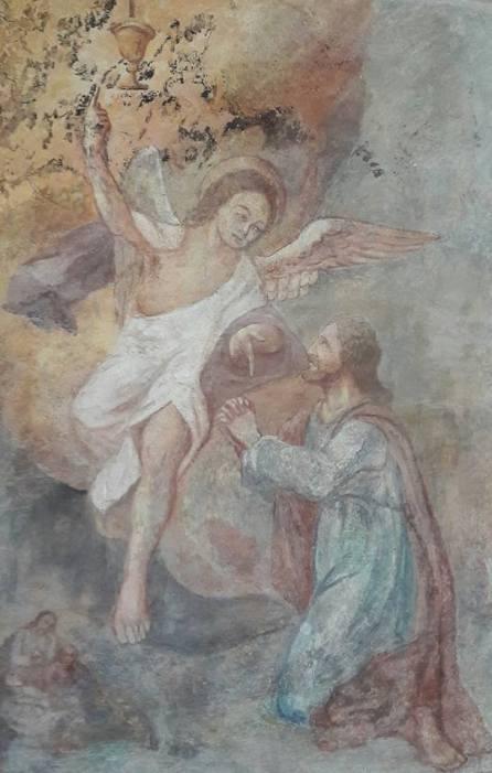 chapel interior - Reit-im-W