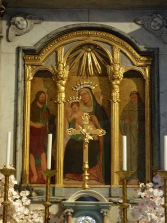 Romaggiore Church