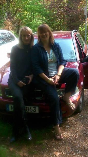 me, Jen car, Merano11165004_10205390810483177_839583239875488262_n