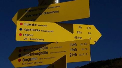 signs - Reit-im-W