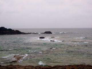 West coast scenery