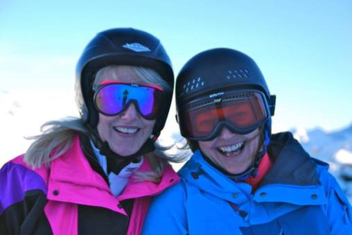 goggles plus J Arlberg 2014.