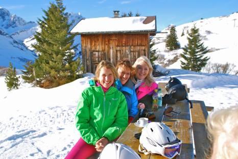 great shot Arlberg 2014 3 of us