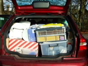 Heidi packed again