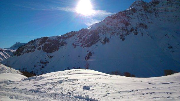 mountain Arlberg 2014