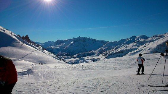 Slopes Arlberg 2014