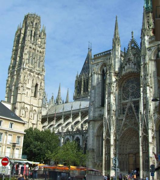 Cathdral Rouens
