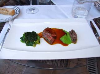 Dinner Jumièges 3