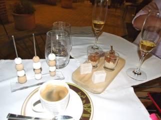 Dinner Jumièges