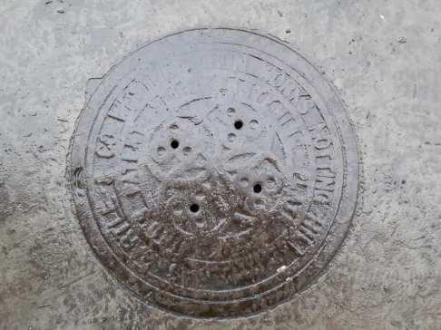 Manhole 1